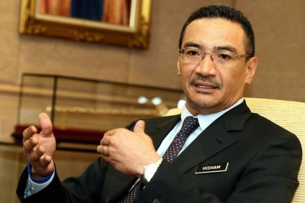 Dato' Seri Hishammuddin is the new Minister of Foreign Affairs ...